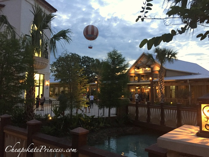 Disney Springs fun