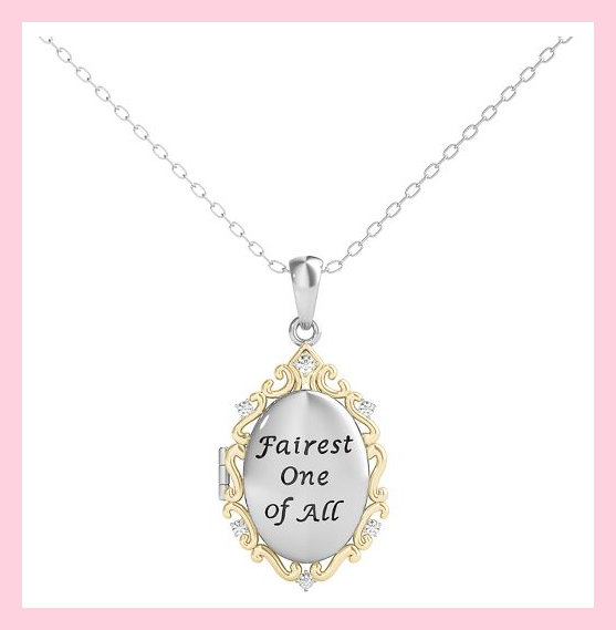fairest-of-them-all-disney-necklace