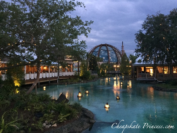 dining at Disney Springs
