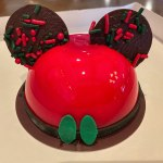 The Mickey Mousse at Disney Springs
