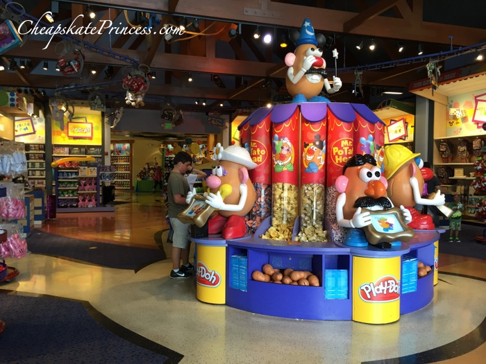 Once Upon a Toy store at Disney Springs