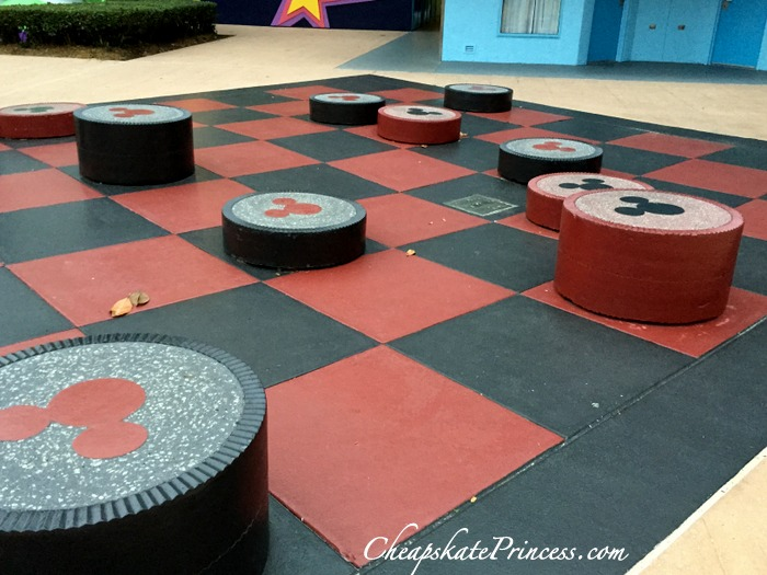 what to do for fun at Disney World All-stars resort