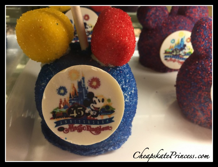chocolate-apple-snack-to-share-at-disney-world