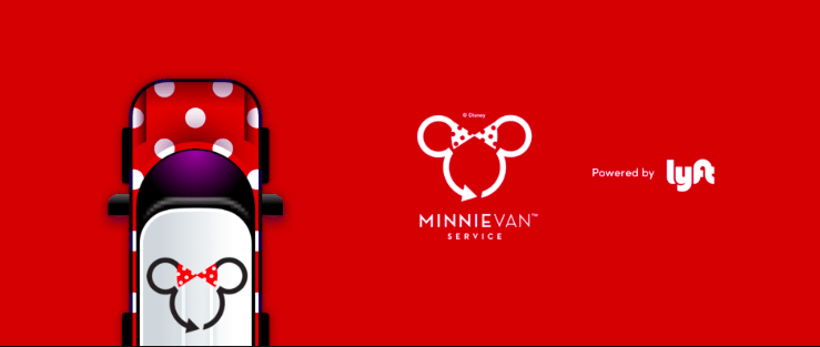 Minnie Van information for Disney World