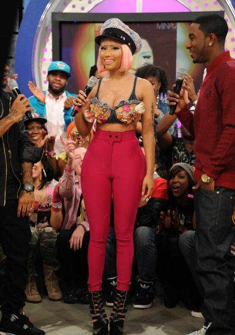 Nicki Minaj Cheap So Chic