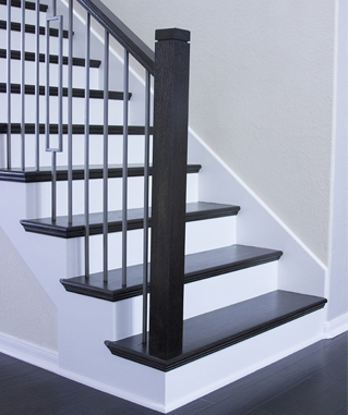 Cheap Stair Parts Shop Iron Balusters Handrail Treads Newels   Glass Banister Near Me   Frameless Glass   Curved Staircase   Glass Panels   Modern Staircase Design   Toughened Glass