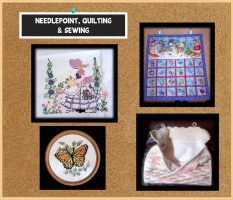Needlecraft, Quilting, and Sewing
