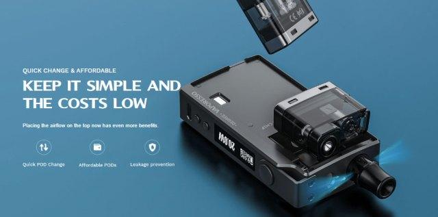 Affordable Leak-Free Pods