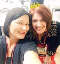 Rockinredblog's Michelle Williams has wine star power