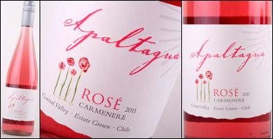 Apaltagua Carmenere Rosé