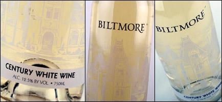 Biltmore Century White Wine