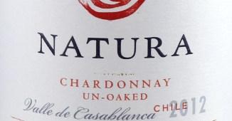 Emiliana Natura Un-oaked Chardonnay