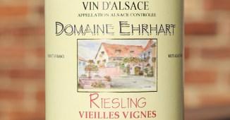 Domaine Ehrhart Riesling Vielles Vignes