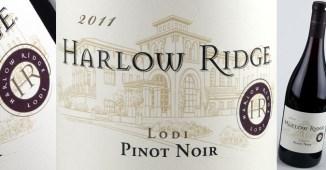 Harlow Ridge Pinot Noir