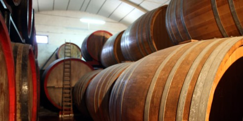 Casks of Marsala
