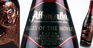 Valley of the Monkey Pinot Noir