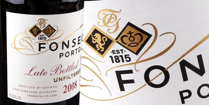 Fonseca, Late Bottled Vintage 2008
