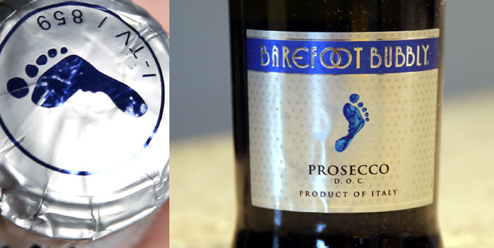 Barefoot Prosecco