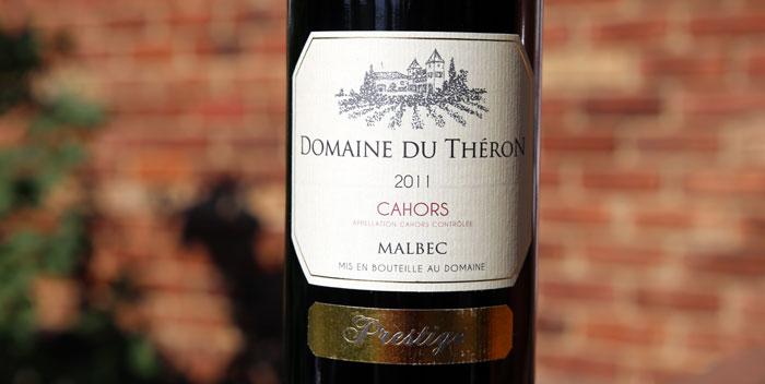 Domaine du Theron Prestige Malbec