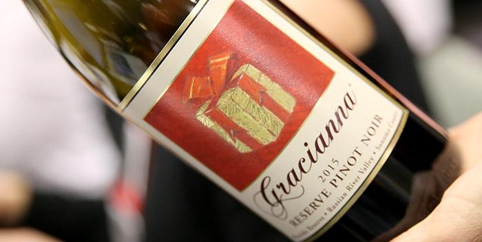 Gracianna Pinot Noir