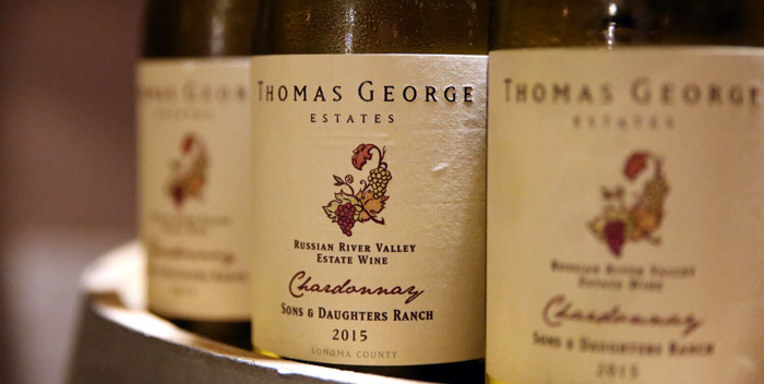 Thomas George Estates, Sons and Daughters Ranch, Chardonnay