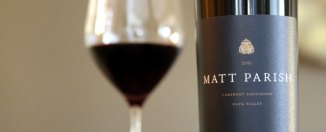 Matt Parish Cabernet Sauvignon