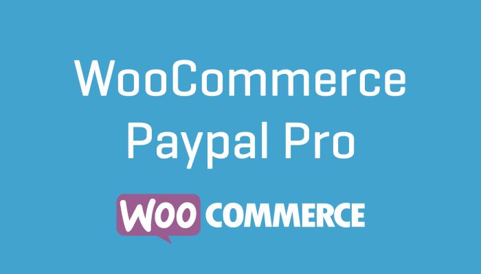 WooCommerce Paypal Pro Extension Plugin Wordpress Cheap