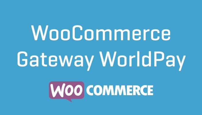 WooCommerce Gateway WorldPay 4.0.4