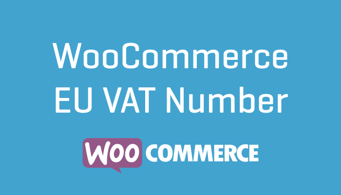 WooCommerce EU VAT Number