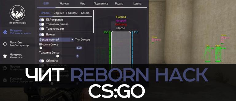 Reborn Hack Crack