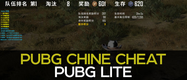 Pubg Chine cheat