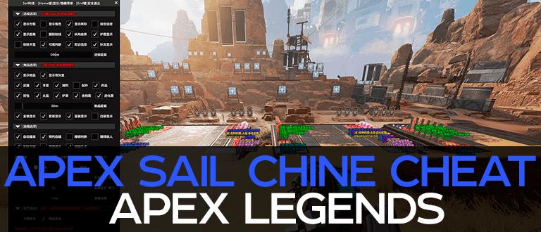 APEX Sail Chine Cheat