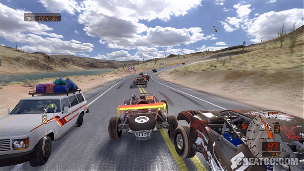 Baja Edge Of Control Review For PlayStation 3