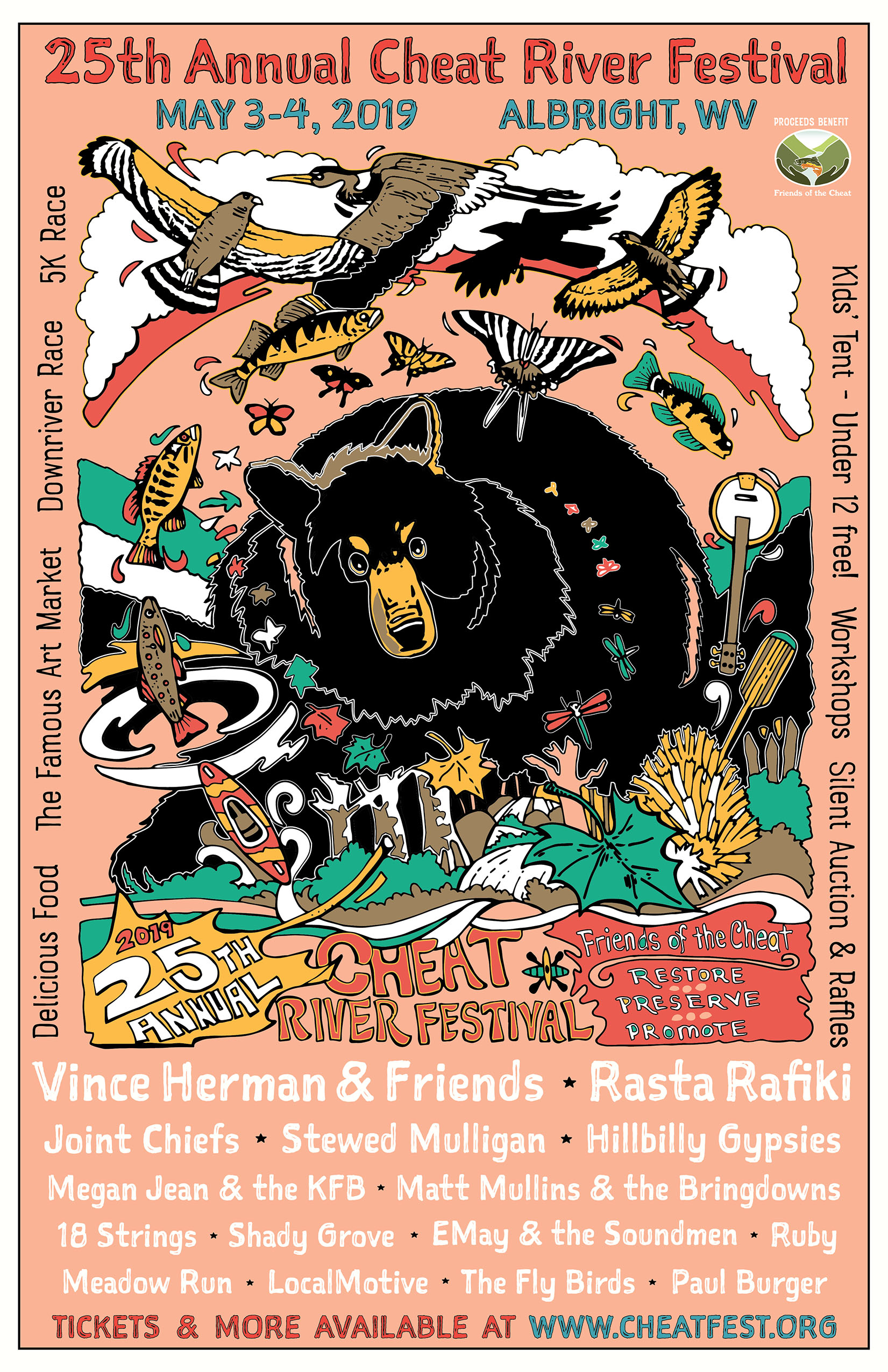 Cheat River Festival