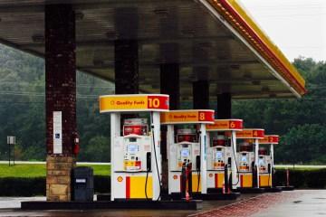 September 2016 Gas Shortage