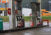 Tennessee Gas Shortage September 2016