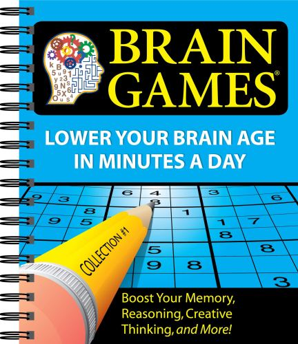 Brain Games Lower Your Brain Age in Minutes a Day