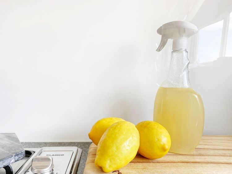 non toxic cleaning product recipes