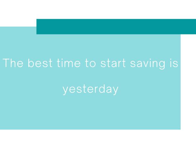 saving quote