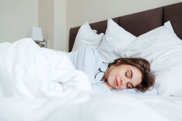 sleep for better post workout recovery