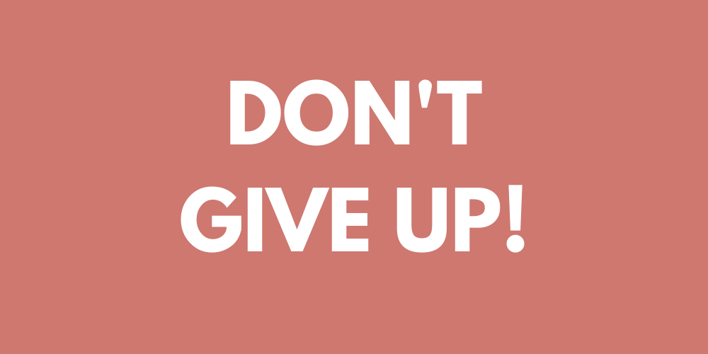 Motivational Quotes to Read When You Feel Like Giving Up
