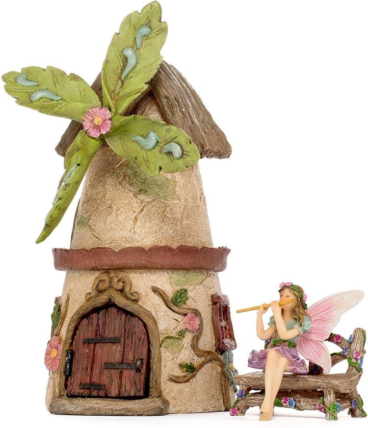 Patio Eden Fairy Garden Kit