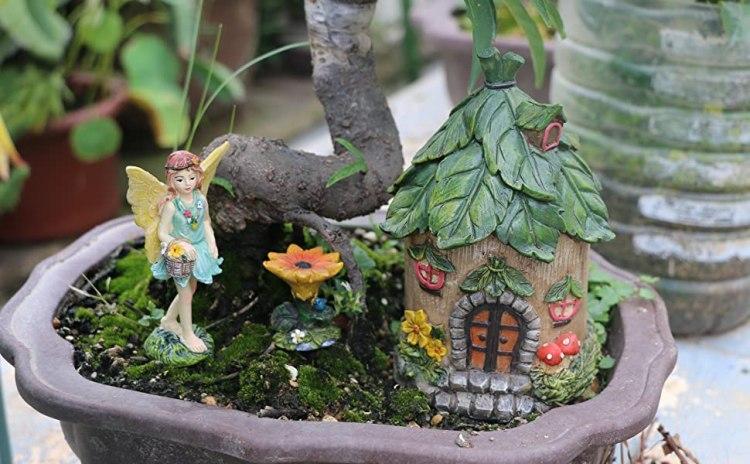 BangBangDa Fairy Garden Kit Amazon