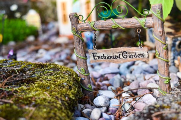 Have You Seen These Absolutely Adorable Fairy Garden Kits?