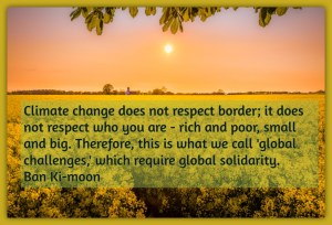 Important Quotes on Climate Change