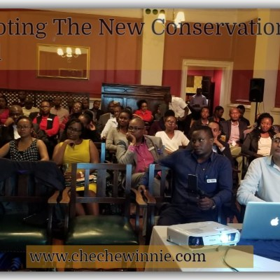Promoting The New Conservation Model