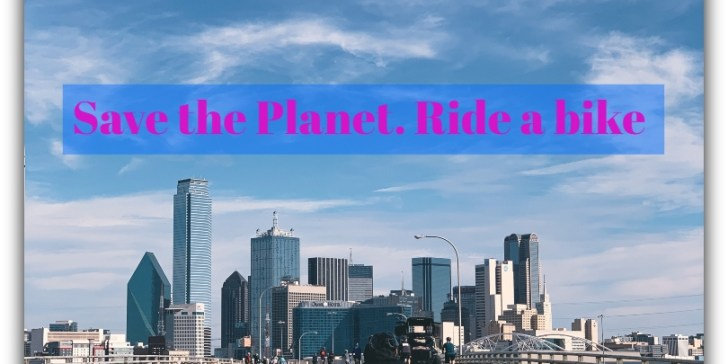 30 Day Challenge for a better and healthier planet, Be a green commuter.
