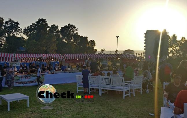 פסטיבל עמים וטעמים אשדוד