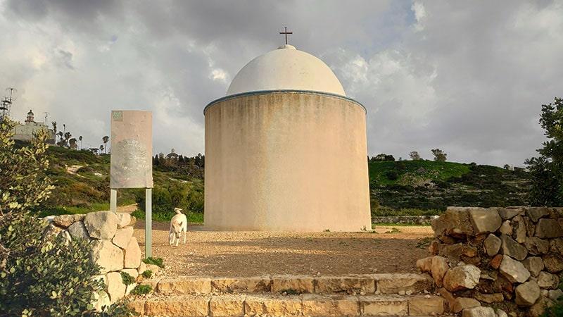מנזר השתקנים חיפה