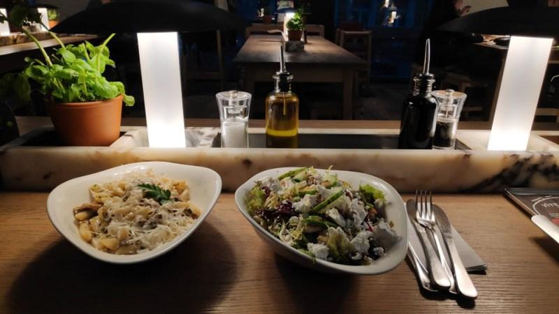 ואפינו רשת מסעדות איטלקיות בשירות עצמי